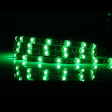 RGB SMD5050 5M LED Flexible Light Strip, 6 Color 24 Key Remote Control