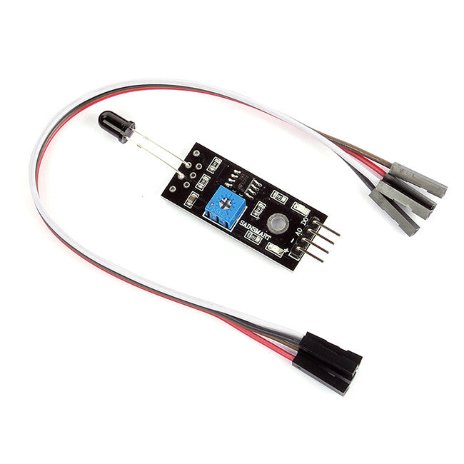 Infrared Flame Detection Sensor Module