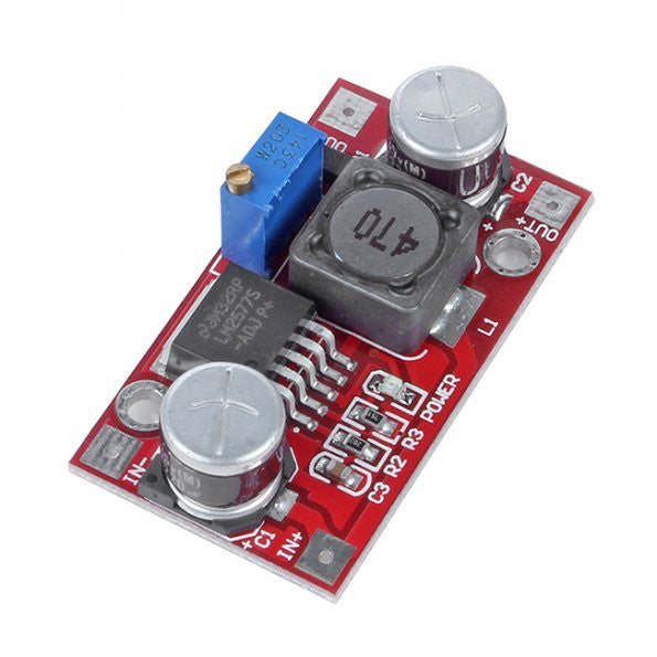 3.5-30V to 4-30V DC Power Converter Module, LM2577