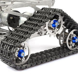 Full-Metal Robot Car Chassis