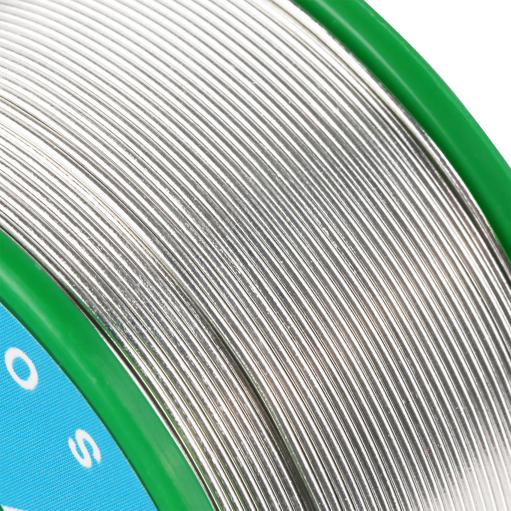 SainSmart Lead Free Solder Wire | 0.6mm 100g | Sn99 Cu0.7 Ag0.3