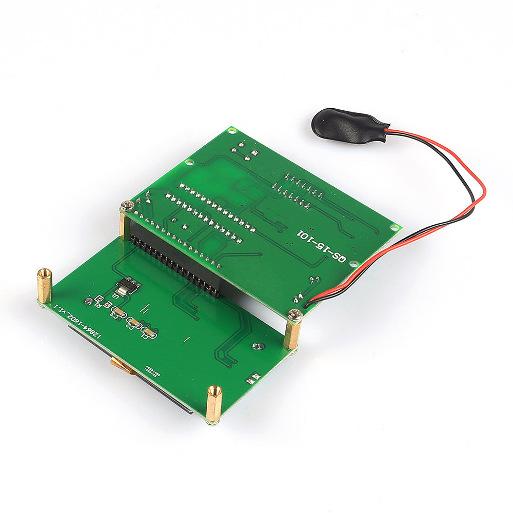Sainsmart Gm328 Transistor Tester Esr Table Lcr Frequency Meter In Circuit For Scr Diodes And Transistors Square Wave Generator