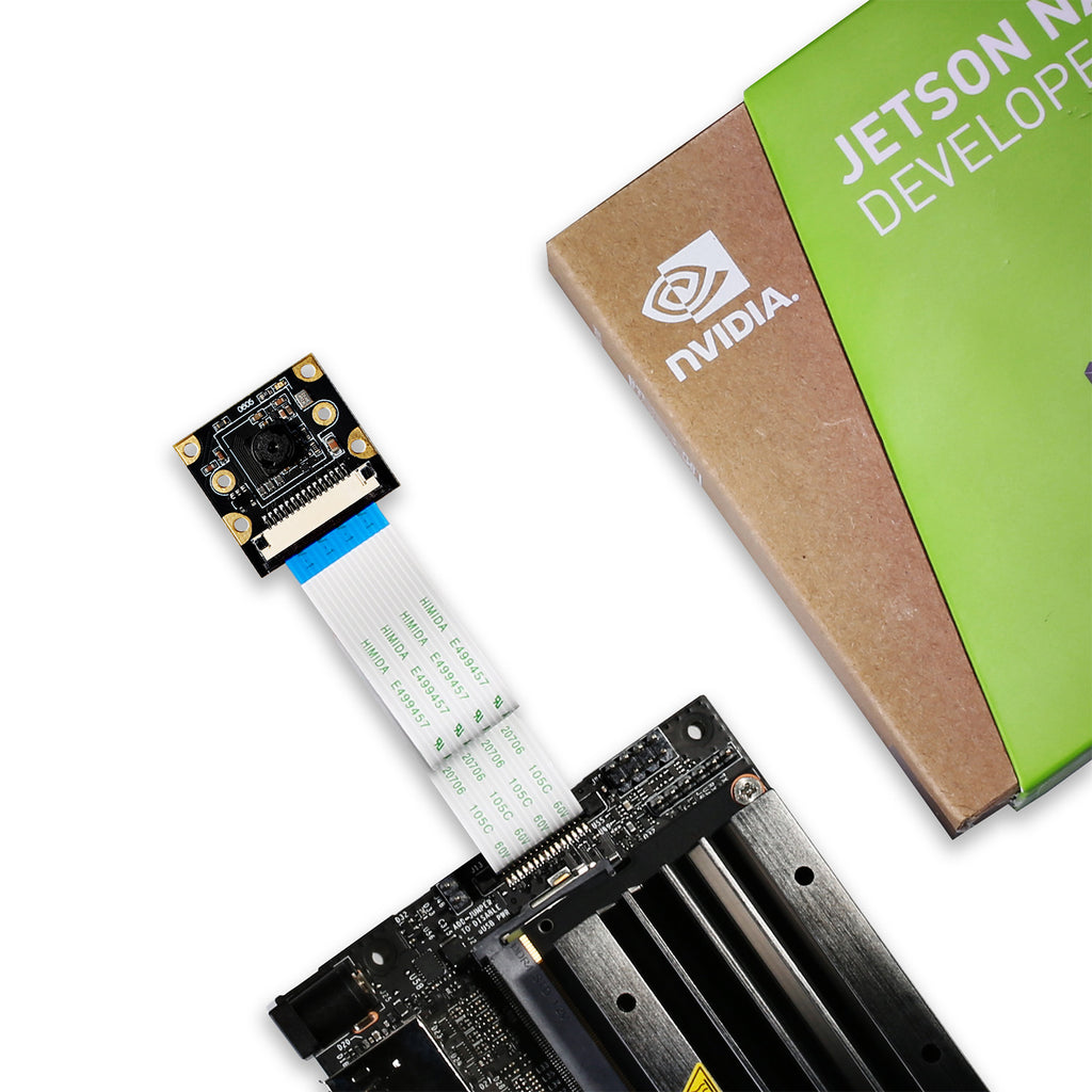 Camera Module for NVIDIA Jetson Nano Board | 8MP Sensor | 77