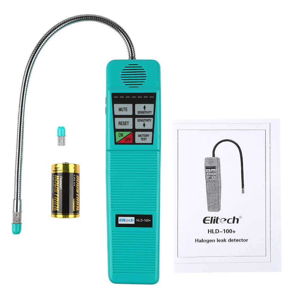 SainSmart Portable High Sensitive AC Refrigerant Halogen Gas Leakage Detector Tester
