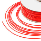 ABS 3D Printing Filament 3mm 1kg/2.2lb for 3D Printers RepRap Prusa (Red)