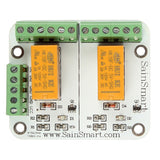 2-Channel Signal Relay Module