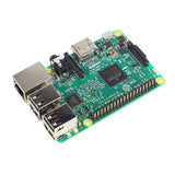RASPBERRY Pi 3 Model B 1.2GHz Quad Core 64Bit 1GB RAM + USB Power Supply + 3x Heatsink Basic Kit (2016 Model)