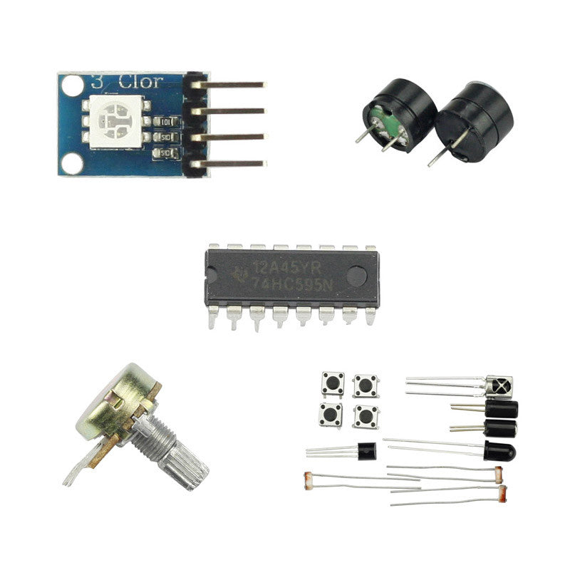 SainSmart Nano V3+MPU6050 Sensor motor Starter Kit With Basic Projects for Arduino