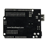 SainSmart UNO R3 Improved Version +SainSmart Keypad Shield 1602 LCD Module V3 Display for Arduino