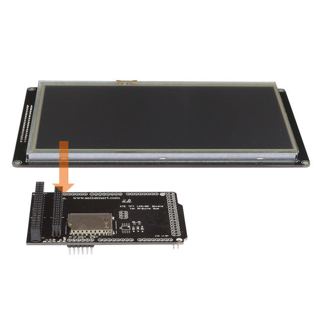 Optoelectronic Products perfk 7 Inch TFT LCD Display Module