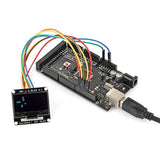 "SainSmart 1.3"" SPI Serial 128X64 Blue OLED for Arduino UNO MEGA2560"