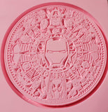 SainSmart Pink Resin Board for CNC Engraving