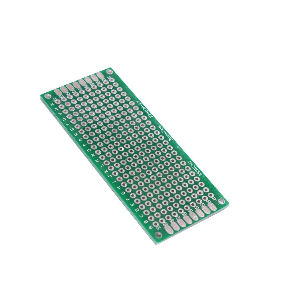 Double Side DIY Prototype Circuit Breadboard PCB Universal Board for Arduino Raspberry Pi DIY Project