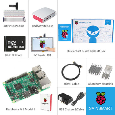 ff27858176d Best 7 Inch TFT LCD Display Monitor For Raspberry Pi + Driver Board ...