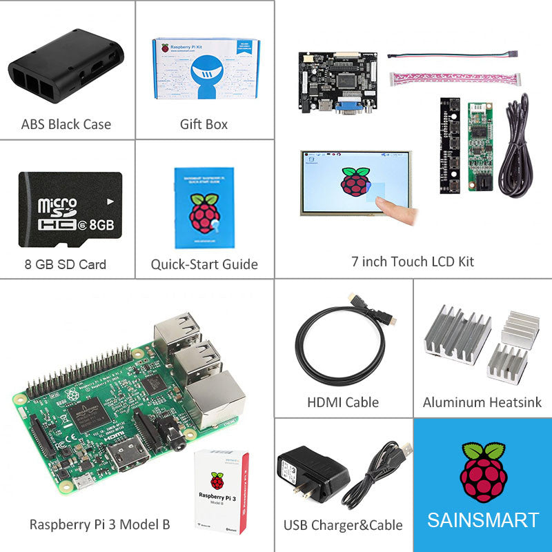 SainSmart LCD Kit - 7