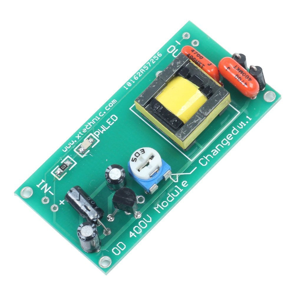 Dc To Dc Step Up Converter Circuit