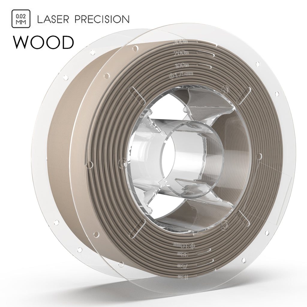 SainSmart PRO-3 Series Wood PLA Filament 1.75mm 1kg/2.2lb