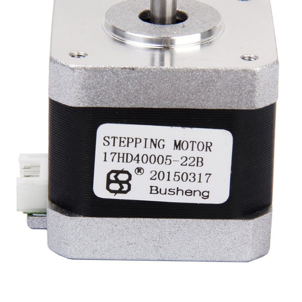 NEMA-17 2-Phase 4-Wire 1.5A 40mm 1.8° Stepper Motor for 3D Printing & CNC