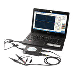 DDS140 PC-Based USB Oscilloscope 40MHz Bandwidth 200MS/s Black