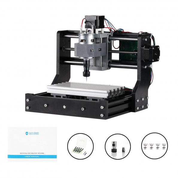 [Open Box] SainSmart Genmitsu CNC Router 1810-PRO DIY Kit