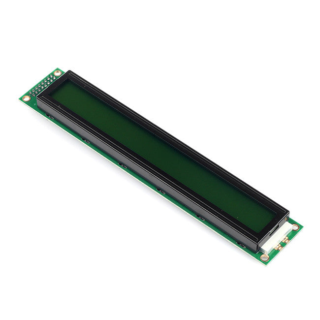 40x2 TTL Serial Character LCD Display Module Blue/Yellow-Green for Arduino Raspberry Pi