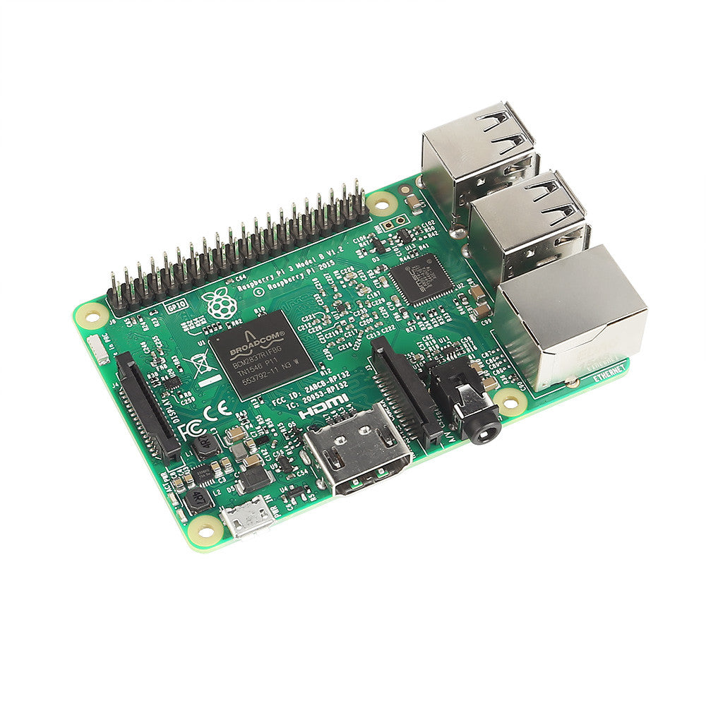 Raspberry Pi 3 Ultimate Kit