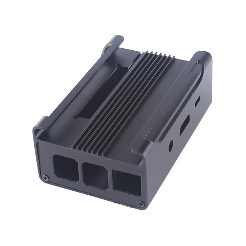 Pi2/Pi3 Aluminum Alloy Case with Cooling Fan