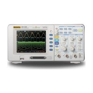 Rigol Ds1102d 100Mhz Digital Oscilloscope with Logic Analyzer