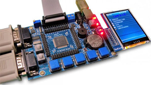 STM32F103VET6 Development Board + 2.4