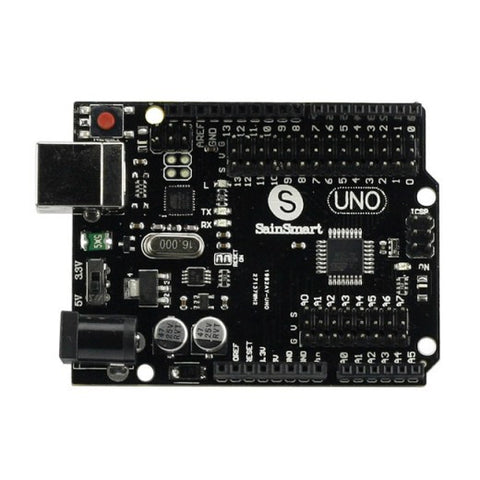 Uno R3 with Extra A6/A7 port, Arduino Compatible