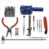 [Discontinued] 16 Pieces Watch Repair Tool Kit Precision Tools