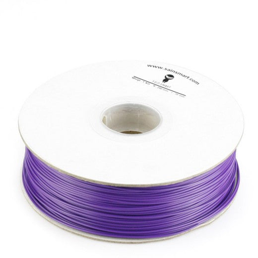 Purple, ABS Filament 1.75mm 1kg/2.2lb