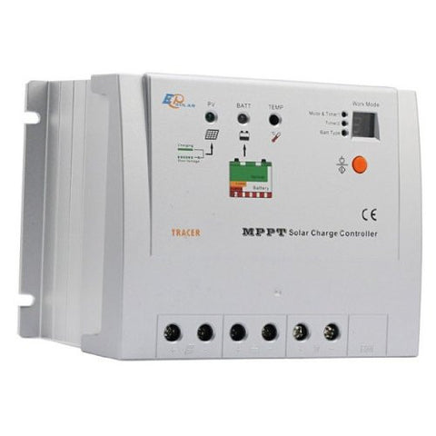 MPPT Tracer 2215RN EP Solar Charge Controller Regulators 20A