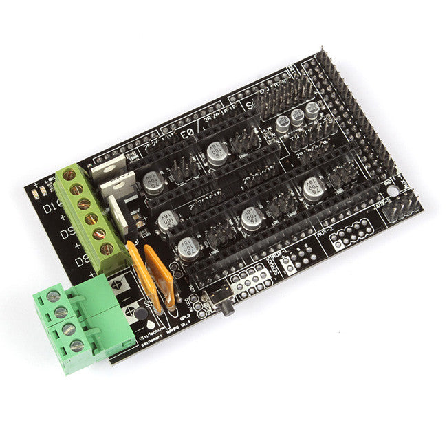 RepRap RAMPs 1.4 Mega Pololu Shield Compatible with Arduino for 3D on