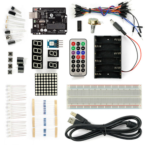UNO R3 Basic Starter Kit  for Arduino UNO R3