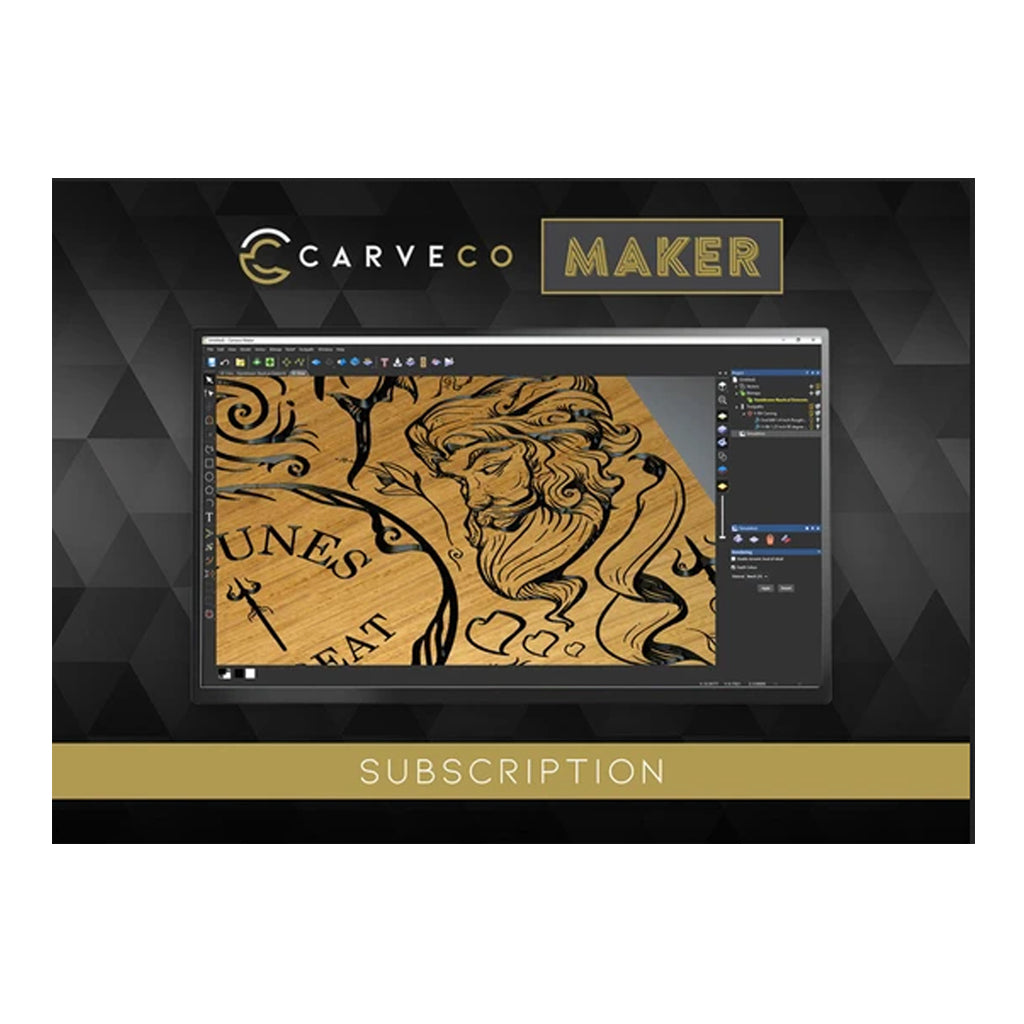 Carveco Maker 12-Month Subscription