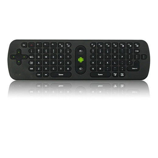 Sainsmart SS808 Android 4.1 Mini PC TV Box + RC11 Wireless Mini 2.4GHz Air Mouse Keyboard