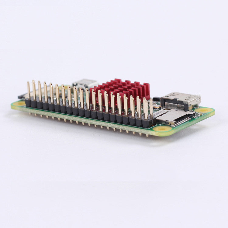2-Pcs 20-Pin GPIO Jumper I/O Connector for Raspberry Pi Zero