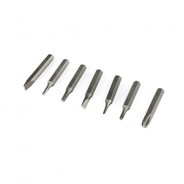 ToolPAC Electirc Screwdriver Bits Set for ES120/ES121
