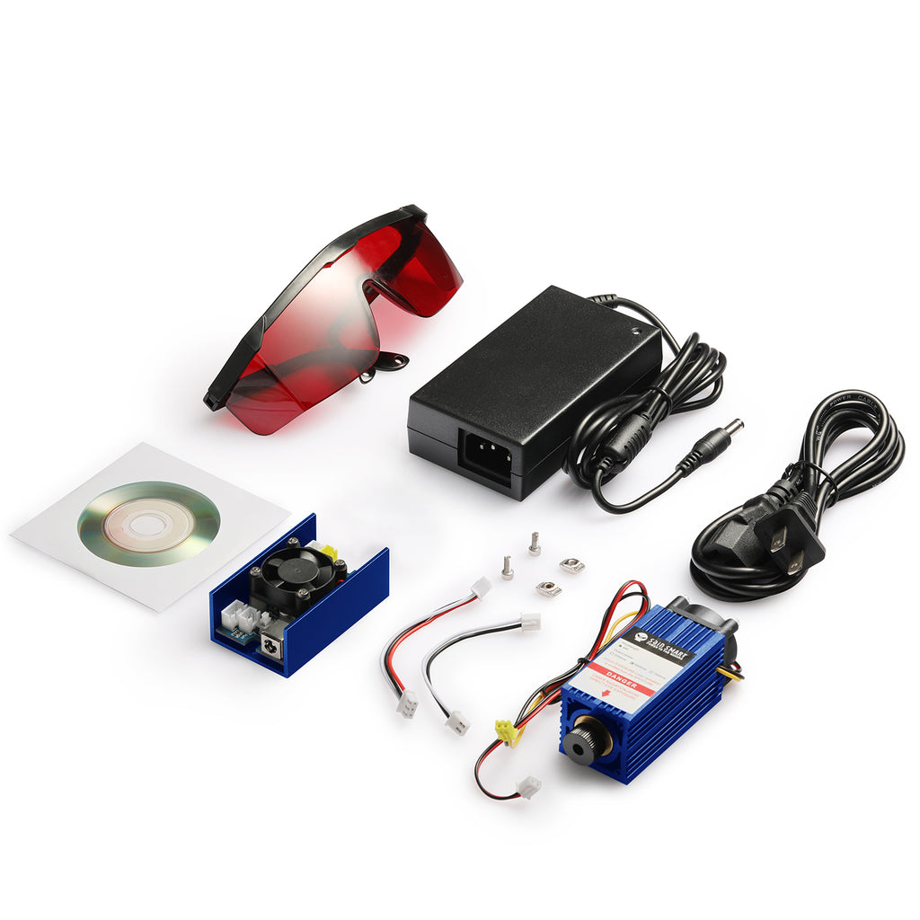 SainSmart Blue Laser Module Kit for Genmitsu CNC Router 3018-MX3