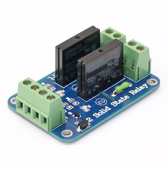 2/4/8-ch 5v solid state relay