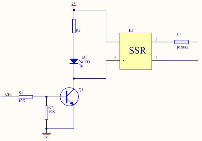 2-Channel 5V Solid State Relay