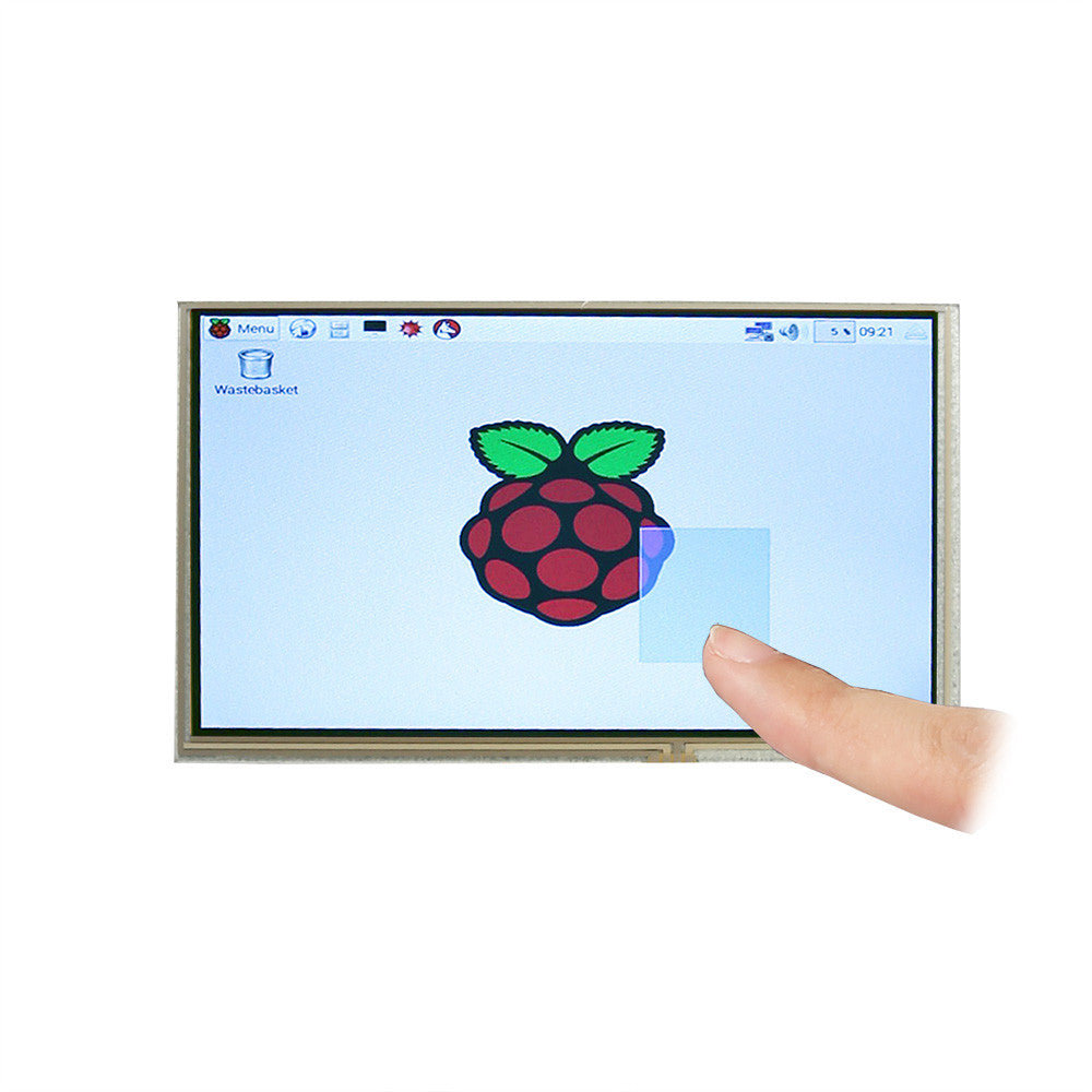 Raspberry Pi 3 Complete LCD Kit [EU Only]
