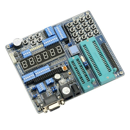PIC 16F87X Microcontroller Development Board