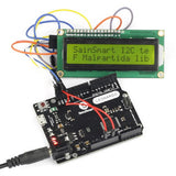 Sainsmart Leonardo R3 ATMEGA32U4 + IIC LCD 1602 Screen Kit For Arduino