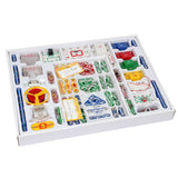 Dbolo SK-30A 76-Piece Set Essential Electronic Learning Advanced Kit, 2008 Experiments
