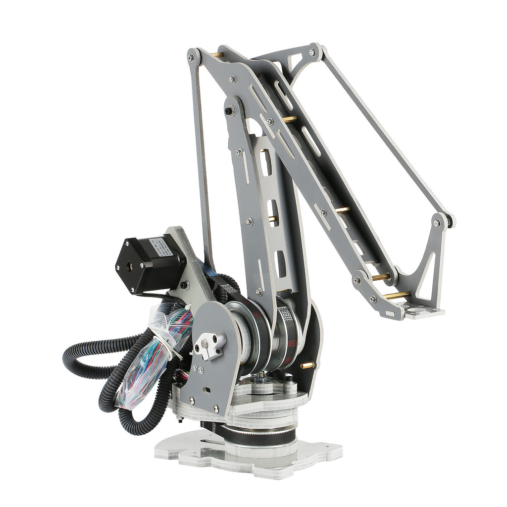 4-Axis Robotic Arm with NEMA 17 Stepper Motor – SainSmart.com