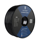 Black, ABS Filament 1.75mm 1kg/2.2lb