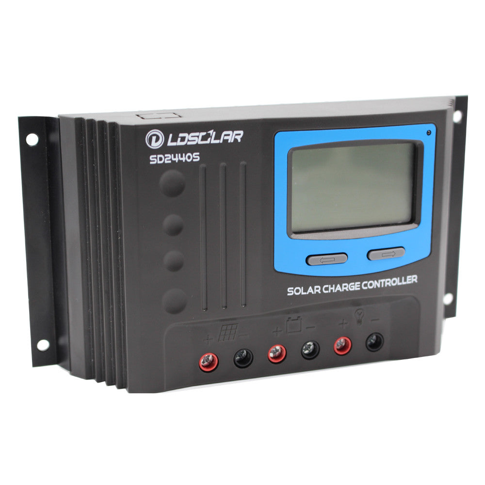 PWM Solar Battery Charge Controller SD2440S-40A12V/24V  USB