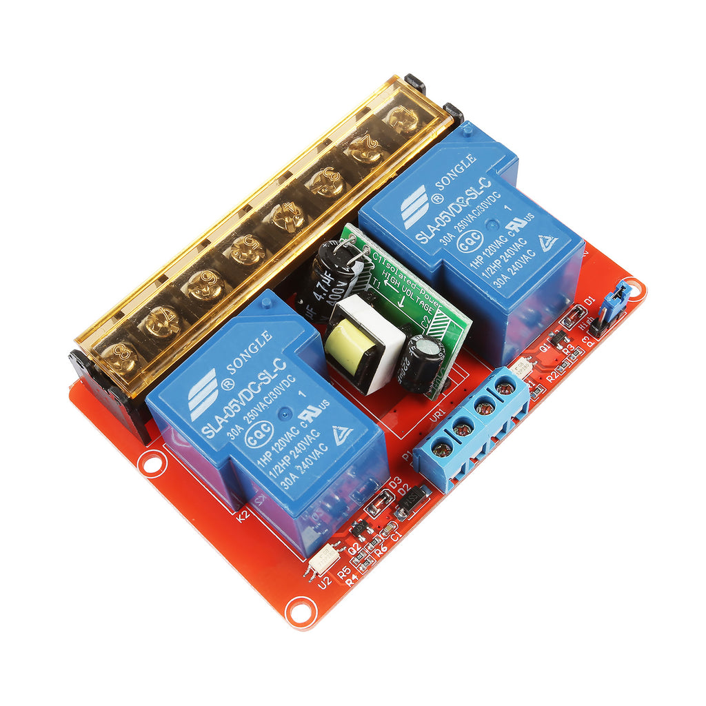 5V Optocoupler Isolation Relay Module, SLA-30A